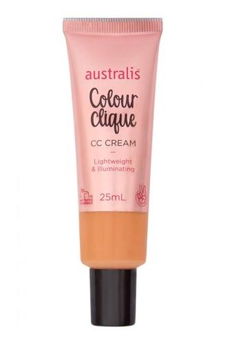 Australis beige Colour Clique CC Cream- Dark 622FEBE5F38D1EGS_1