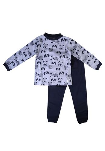 Babybol navy Children Pyjama 6A655KAB6D1F33GS_1