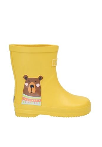 Twenty Eight Shoes yellow VANSA Stylish Short Rain Boots VSK-R012012 CC993KSF61A2EDGS_1