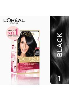 Excellence Pro-Keratin Natural Black