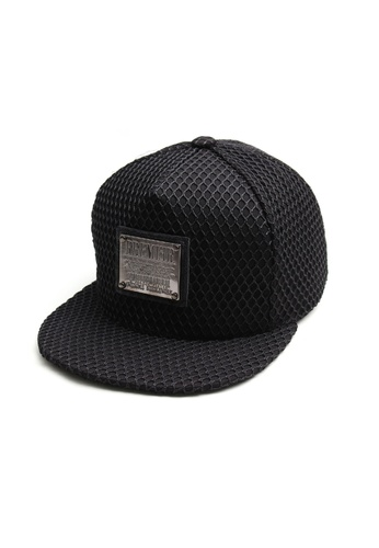 6f57db70826 Buy M-Wanted M. Net Overlay Premier Snapback Cap Online on ZALORA ...