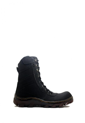 D-Island black D-Island Shoes Zipper Boots High Rider Black DI594SH0VX3WID_1