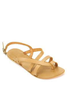 Flat Strappy Sandals