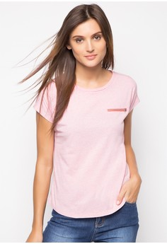 Extended Sleeves with Pocket Detail