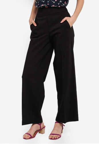 Roro High Waist Coco Wide Pants