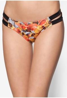 Vivid Shells Bound Bikini Bottom