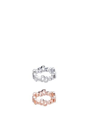 二入幾何esprit童裝門市戒指, 飾品配件, 戒指