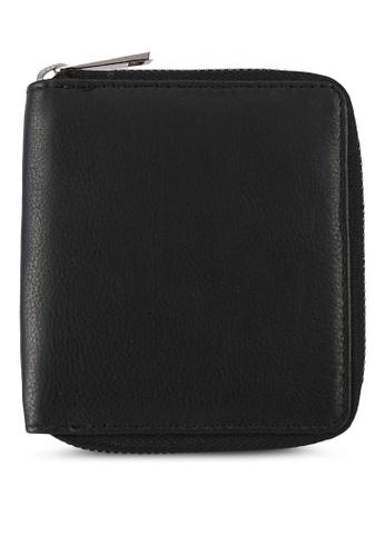 Esprit black Small Leather Wallet DE9E6AC9DD916EGS_1