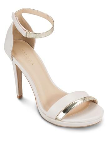 ZALORA Ankle Strap High Heels