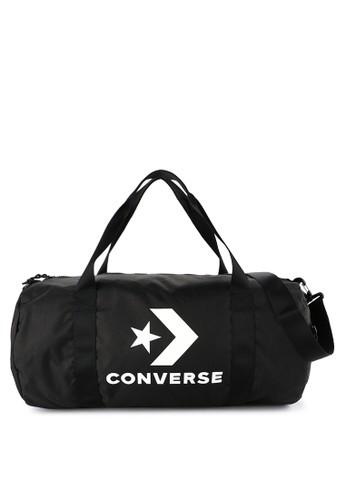 Converse black Large Sport Duffel 71A65ACAAD0287GS_1