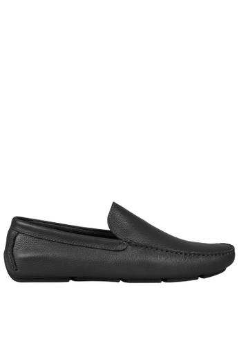 Tomaz black Tomaz C398 Shoe Casual Moccasins (Black) BCB36SHA9787F2GS_1