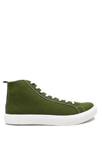 Blax Footwear green BLAX Footwear - Ziden Olive 0FCE0SHA0AFBAEGS_1
