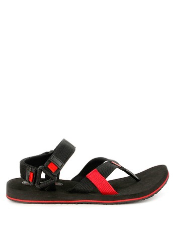 CARVIL black and multi Carvil Sandal Izzy-Gm C765ESH610B7CDGS_1