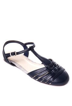 Abrielle Flat Sandals