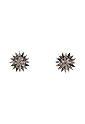 寶石zalora 男鞋 評價花耳環, 飾品配件, 飾品配件