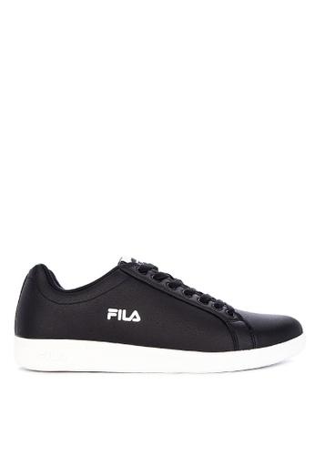 Fila black Fc John Sneakers E3CAESHEA67E56GS_1
