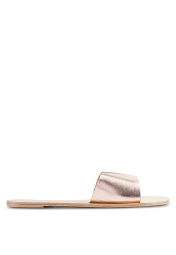Billini gold Crete Sandals BI606SH0RT2TMY_1