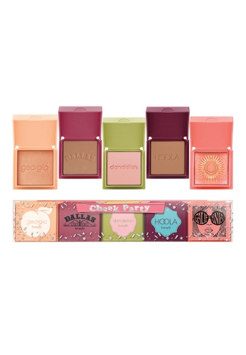 Benefit multi Benefit Cheek Party Blush and Bronzer Set B20CCBE249FB19GS_1