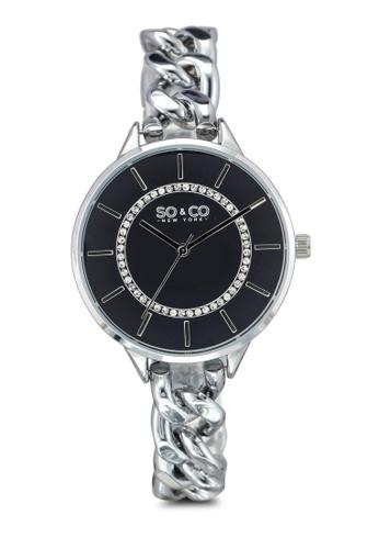 SO&CO silver Soho Studio Watch 5225 SO540AC0SHN0MY_1