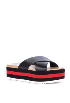 a254f5690d7 Shop Steve Madden Wedge Sandals for Women Online on ZALORA Philippines