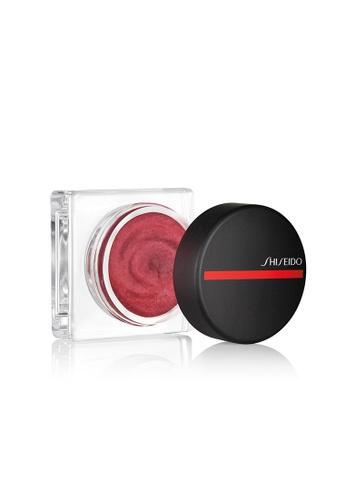Shiseido pink Shiseido Makeup Minimalist WhippedPowder Blush,06 Sayoko 249F5BE50D1442GS_1