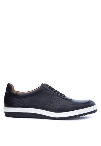 Bristol Shoes black Stewart Black Sneaker BR842SH49YRQPH_1
