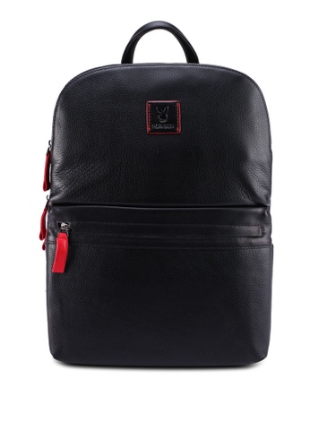 Playboy black Backpack 58CACAC245A955GS_1