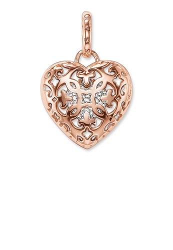 Buy thomas sabo pendant heart medallion online on zalora singapore thomas sabo white pendant heart medallion th376ac0gmvmsg1 aloadofball Gallery