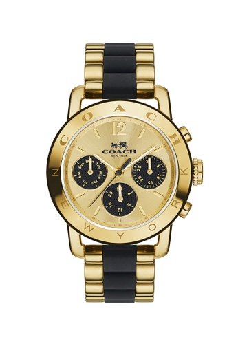 Coach gold Coach Legacy Sport Gold Women's Watch (14502534) 5CB45ACC4BA0C5GS_1