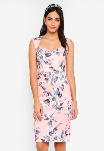 Buy ZALORA Bridesmaid Sweetheart Neck Bodycon Dress Online on ZALORA ... e81e5457d