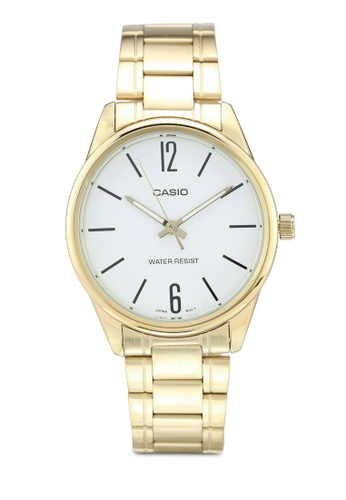 Casio gold Casio Watch MTP-V005G-7BUDF EC075AC76E5CAEGS_1