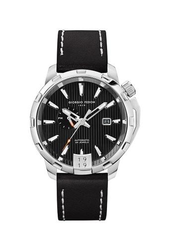 Giorgio Fedon 1919 black Timeless VIII GFCI001 71598ACBB0005DGS_1