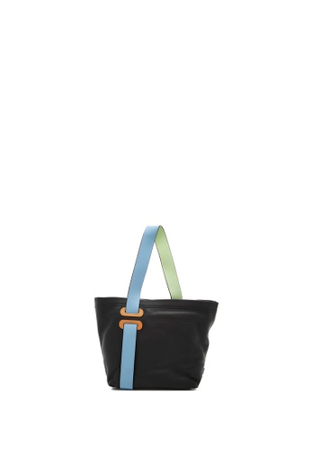 Braun Buffel black Rebecca Medium Tote Bag in Black 6AAEEAC8DB6754GS_1