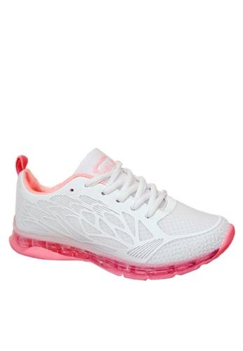 Twenty Eight Shoes 白色 水晶底運動鞋 VT701 B65F9SH973D068GS_1