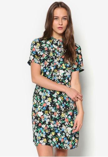 復zalora 包包評價古碎花洋裝, 服飾, 服飾