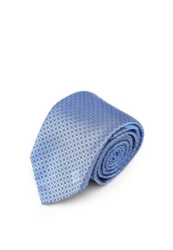 Ferragamo blue Tie (zt) AE3CDAC9CB2E2DGS_1