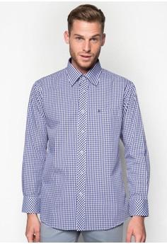 Mini Checks Long Sleeve Shirt