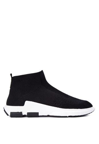Mendrez black David Sneakers ME992SH0KG20PH_1