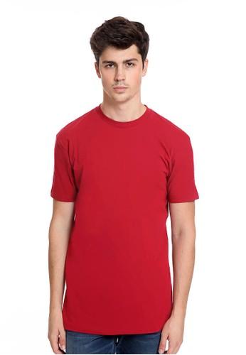 Endorse red Endorse Tshirt H Flag Basic Maroon M - END-RK009 07D4DAA9832F6AGS_1