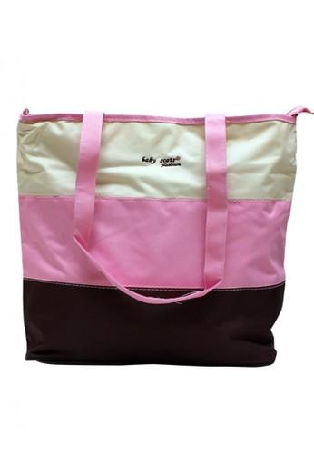 Baby Scots baby scots MOMMY BAG PLATINUM MB063 E1BACKC7CB65E8GS_1