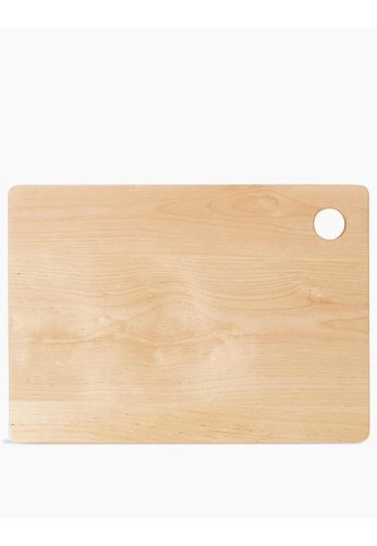 MARKS & SPENCER M&S Large Wooden Chopping Board 251C3HL017AB4FGS_1