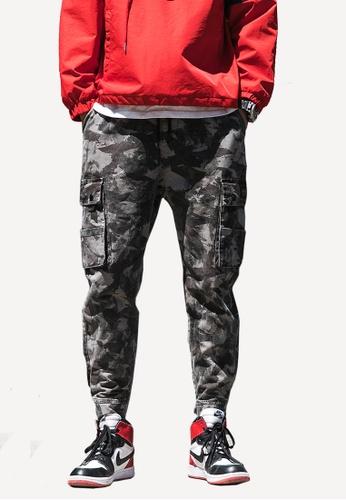 hk-ehunter multi Men's Pocket Pants B13D4AA5C3E62EGS_1