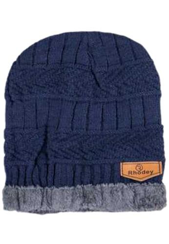 Baellerry blue Song Ting Kupluk Fashion Winter Beanie Hat Material Wool ORIGINAL CD93FACEDFF4BAGS_1