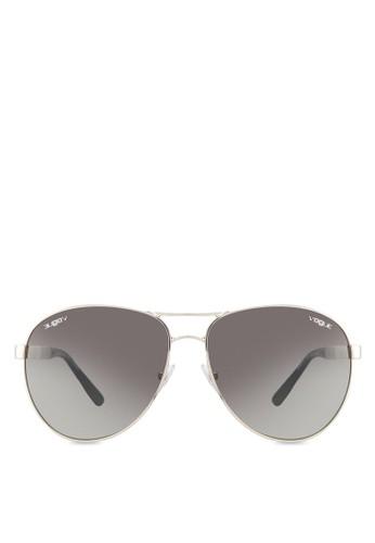 拼色esprit服飾飛行員太陽眼鏡, 飾品配件, Light & Shine