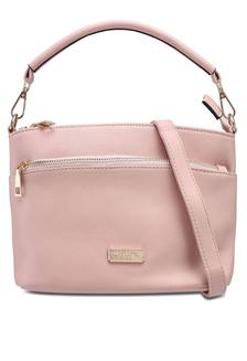 91f332a8ba24 Faux Leather Convertible Mini Top Handle Bag 57ADFAC28E8E0AGS 1