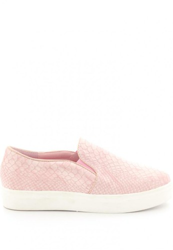 MINKA pink SAINT Blush Pink Slip On MI006SH97CFEID_1