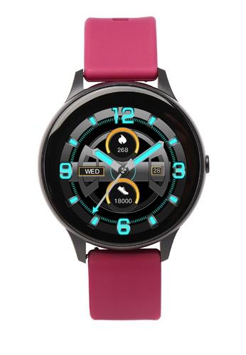 Milliot & Co. red Cyprus Smart Watch 6DB2AAC829B325GS_1