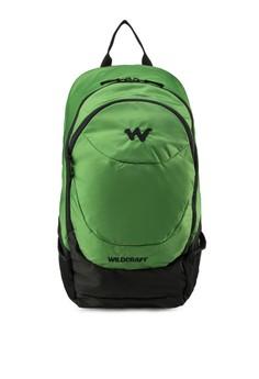 Vara Green Laptop Backpack