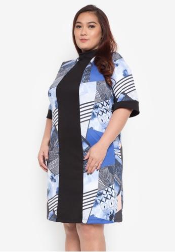 Shop Daria Berlin Plus Size Dress Online On Zalora Philippines