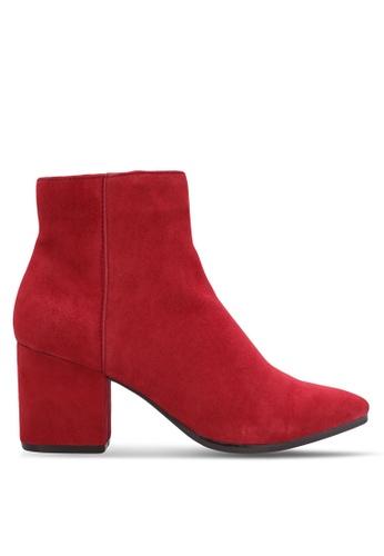 ALDO red Fralissi Boots AL087SH0SE27MY_1